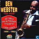 "Disques vinyl et CD - Webster, Ben - ""The Frog"" 1956-1962"