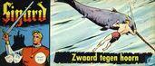 Comic Books - Sigurd - Zwaard tegen hoorn