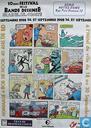 Poster - Comic books - 10ième Festival de la Bande Dessinée