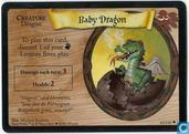 Trading cards - Harry Potter 1) Base Set - Baby Dragon