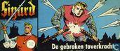 Strips - Sigurd - De gebroken toverkracht