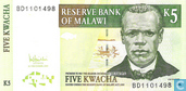 Malawi 5 Kwacha