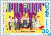 Postage Stamps - Spain [ESP] - Centenary of cinema