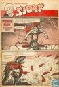Strips - Sjors van de Rebellenclub (tijdschrift) - 1958 nummer  40