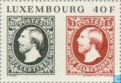Timbres-poste - Luxembourg - Timbre anniversaire