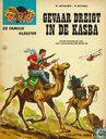 Bandes dessinées - Franval, Les - Gevaar dreigt in de kasba