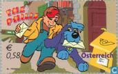 Timbres-poste - Autriche [AUT] - Comics