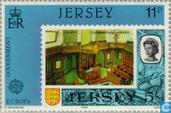 Timbres-poste - Jersey - Europe – Le génie humain