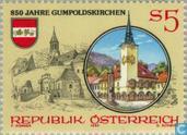 Postzegels - Oostenrijk [AUT] - Gumpoldskirchen 850 jaar