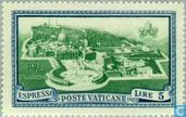 Postage Stamps - Vatican City - Pope Pius XII