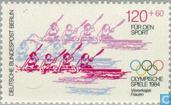 Postage Stamps - Berlin - Olympic Games