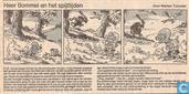 Strips - Bommel en Tom Poes - Heer Bommel en het spijtlijden