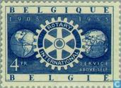 Postage Stamps - Belgium [BEL] - Rotary International