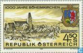 Postzegels - Oostenrijk [AUT] - Böheimkirchen 1000 jaar
