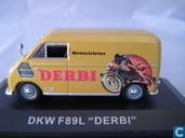 "Modelauto's  - Altaya - DKW F89L ""DERBI"""