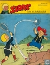 Strips - Sjors van de Rebellenclub (tijdschrift) - 1961 nummer  34