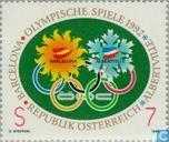 Timbres-poste - Autriche [AUT] - Jeux olympiques