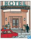 Postcards - Tintin - Zwitserse Posterijen : 100 jaar Hergé - ongestempeld