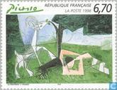 Timbres-poste - France [FRA] - Picasso, Pablo