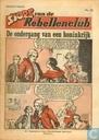 Bandes dessinées - Sjors van de Rebellenclub (tijdschrift) - Sjors van de Rebellenclub 33