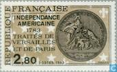 Postage Stamps - France [FRA] - Treaty of Versailles