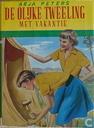 Books - Olijke tweeling, De - De olijke tweeling met vakantie