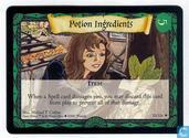 Trading cards - Harry Potter 1) Base Set - Potion Ingredients