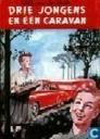 Boeken - Bob Evers - Drie jongens en een caravan