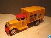 Modelauto's  - ERTL - Ford Bank coca cola
