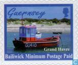 Briefmarken - Guernsey - Treasure Island