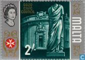 Postzegels - Malta - Geschiedenis