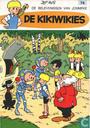 Comic Books - Jeremy and Frankie - De kikiwikies