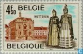 Postage Stamps - Belgium [BEL] - Touristic issue