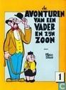 Comic Books - Piet Fluwijn en Bolleke - De avonturen van een vader en zijn zoon 1