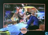 Affiches et posters - Bandes dessinées - Haddock Café