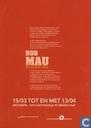 Strips - Kari Lente - Bob Mau - Retrospectieve
