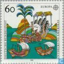 Postage Stamps - Germany, Federal Republic [DEU] - Europe – Discovery of America