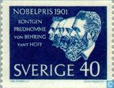 Timbres-poste - Suède [SWE] - 40 bleues