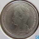 Monnaies - Pays-Bas - Pays Bas 25 cent 1913