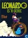 Strips - Leonardo - Leonardo is 'n genie