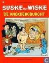 Bandes dessinées - Bob et Bobette - De knokkersburcht