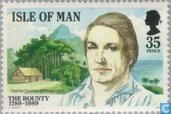 Timbres-poste - Man - Bounty Mutiny 1789-1989
