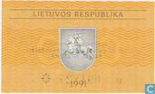 Banknoten  - Lietuvos Respublika - Litauen 0,10 Talonas