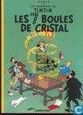 Bandes dessinées - Tintin - Les 7 boules de cristal