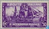 Briefmarken - Italien [ITA] - Marineakademie Livorno
