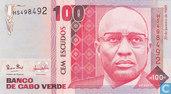 Cape Verde 100 Escudos 1989