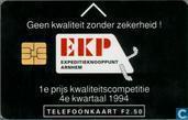 EKP Arnhem, geen kwaliteit zonder ...