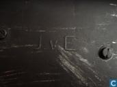 Clock / alarm clock - J.V.E. - Klokken mannetje