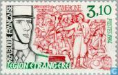Postage Stamps - France [FRA] - Foreign Legion