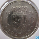Coins - the Netherlands - Netherlands 1 gulden 1973